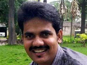 IAS Officer Ravi's Death case