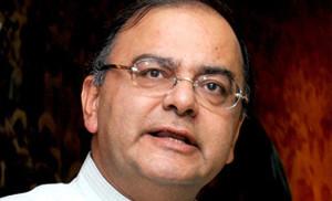 India Finance Minister Arun Jaitley