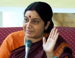 Union External Affairs Minister of India, Ms.Sushma Swaraj
