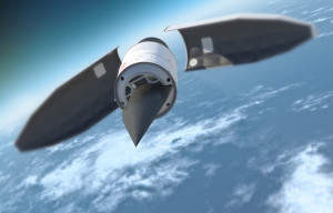 China's Hypersonic glide vehicle
