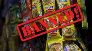 Maggi banned