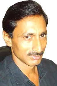Journalist Jagendra