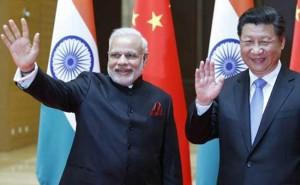 Modi China tour