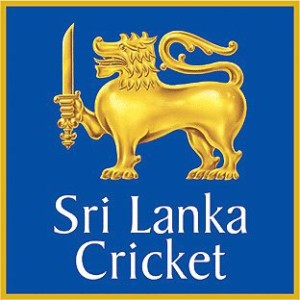 The Srilanka Cricket Board logo