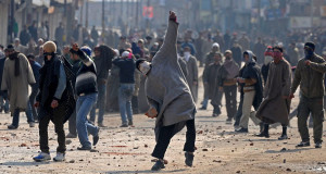 Clashes in Kashmir
