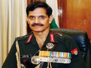 General Dalbir singh Suhag
