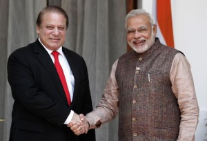 Modi-sharif bilateral meet