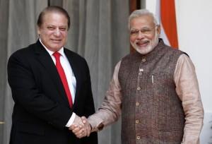 Modi-sharif bilateral meet