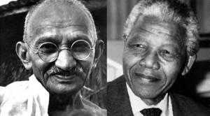 Gandhi-Mandela series
