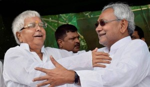 Nitish-Lalu alliance