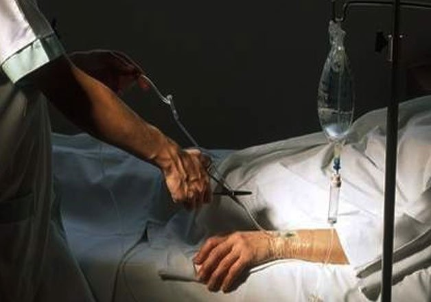 Is euthanasia a government issue?