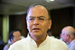 Finace minister Arun Jaitley