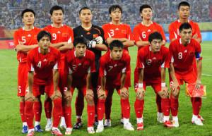 OLY-CHINA-SHENYANG-MEN'S FOOTBALL-CHINA VS NEW ZEALAND (CN)