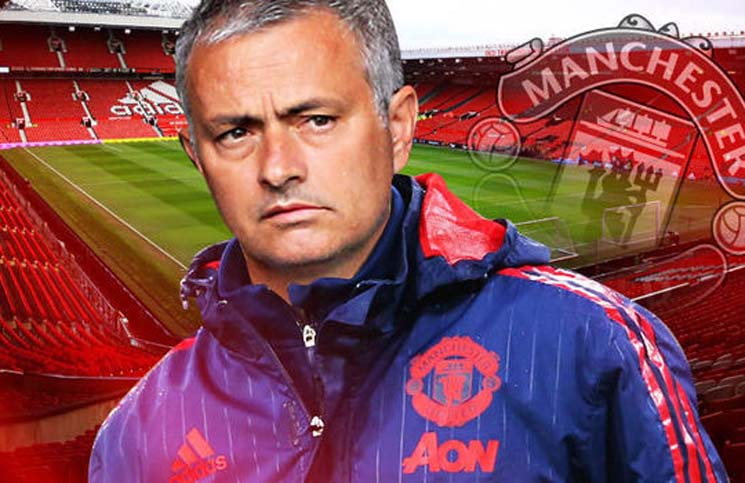 Jose Mourinho signs Manchester United Pre-Contract deal ...