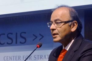 Finance minister Arun Jaitley