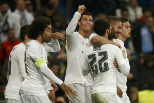 Football Soccer - Real Madrid v Malmo - Champions League Group Stage