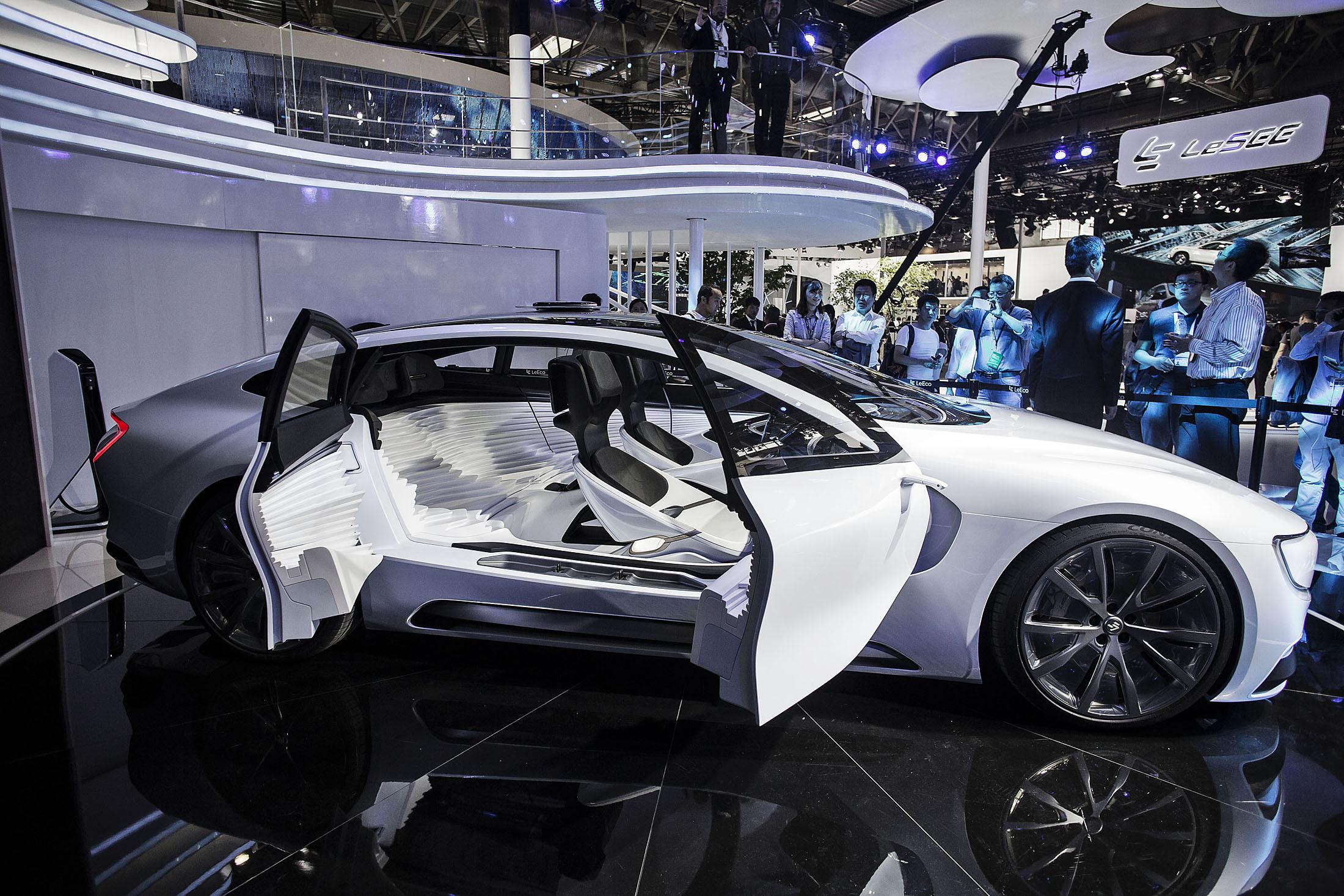 Technology Beijing Auto Show