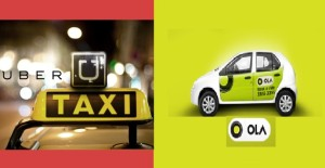 Ola and Uber surge pricing