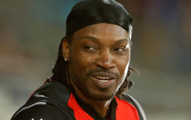 Rajiv Shukla serious over Chris Gayle's behavior, to take up issue with BCCI