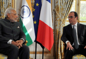 Indo-French relations