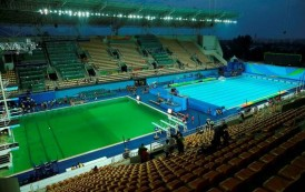 Why did the Olympic Diving Pool Turn Green – Rio Games