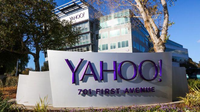 Yahoo accounts