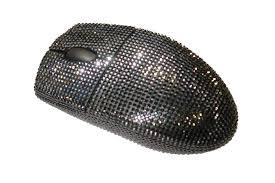 black-diamond-logitech-mouse