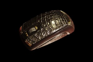 Crocodile Skin Gold Mouse Ferrari