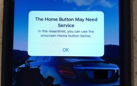 What to do when your iPhone 7 home button fails