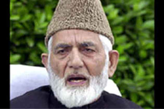 Geelani's Passport plea incomplete: MEA