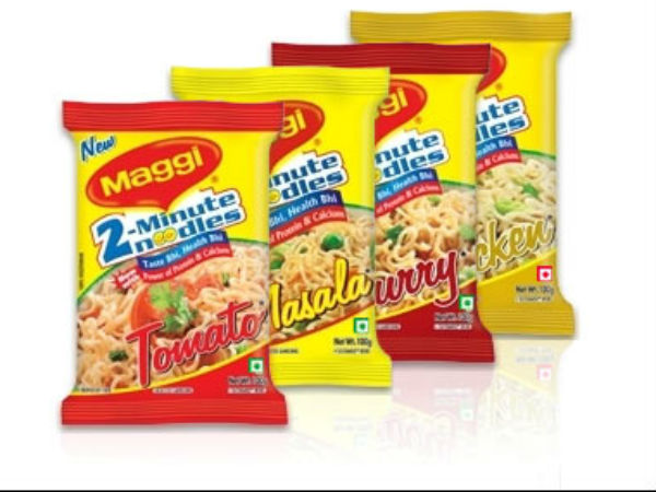 Maggi banned in New Delhi for 15 days