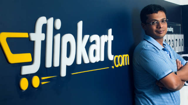 FlipKart co-founder Sachin Bansal lashed Snapdeal on Twitter