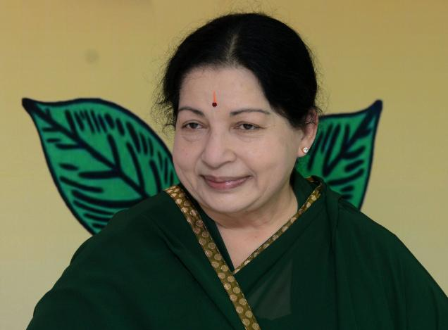 J Jayalalithaa sworn in as TamilNadu CM for the 5th time
