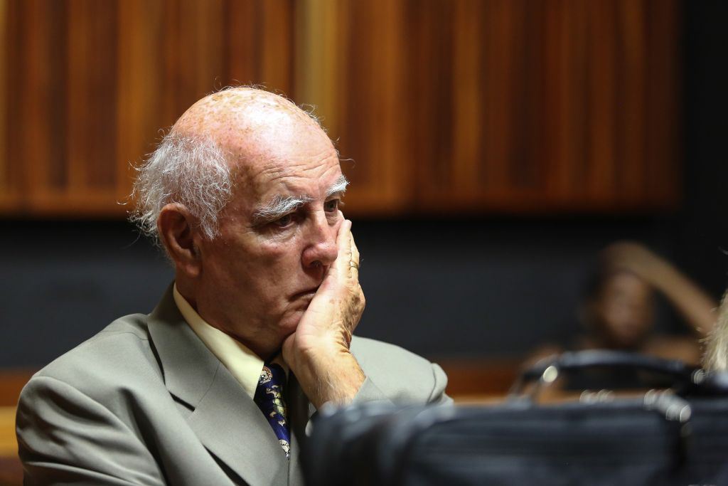 Former Tennis Star Bob Hewitt sentenced for six years jail