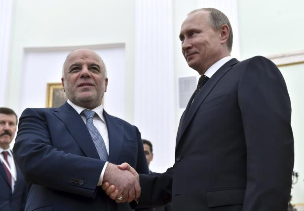 Russia offers military aid to Iraq