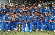 Mumbai Clinches their second IPL Title