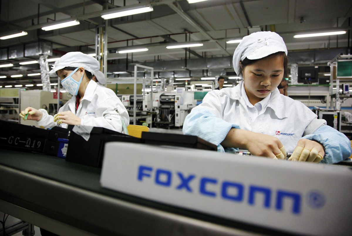 Foxconn to manufacture Xiaomi phones in Andhra Pradesh