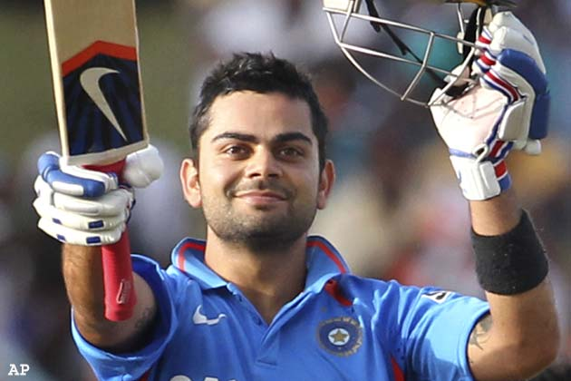 ICC ODI Rankings: Virat Kohli climbs to No.4 as India retain second place