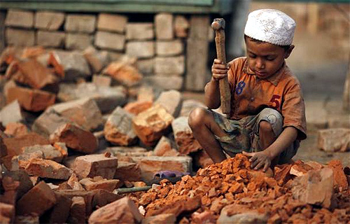 """No solution"" with the Indian states, to fight the problem of Child labour"