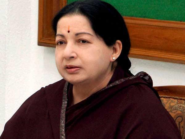 Tamil Nadu CM Jayalalithaa files nomination for RK Nagar assembly bi-election