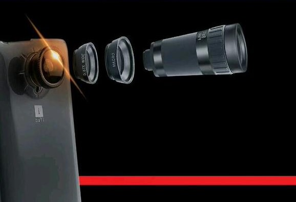 iBall released new smartphone series with Detachable camera lenses!
