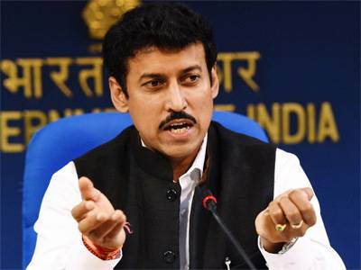 India is Strong and this message should go to everyone: Union Minister Rathore on the military operations across the borders of Myanmar