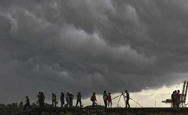 South-west Monsoon hits Kerala coast