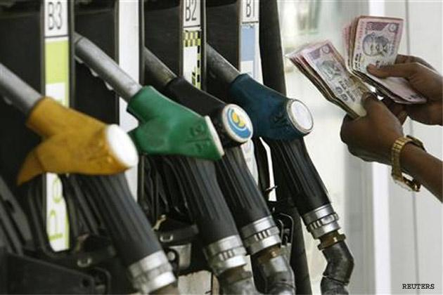 Petrol prices hiked as Diesel price goes down