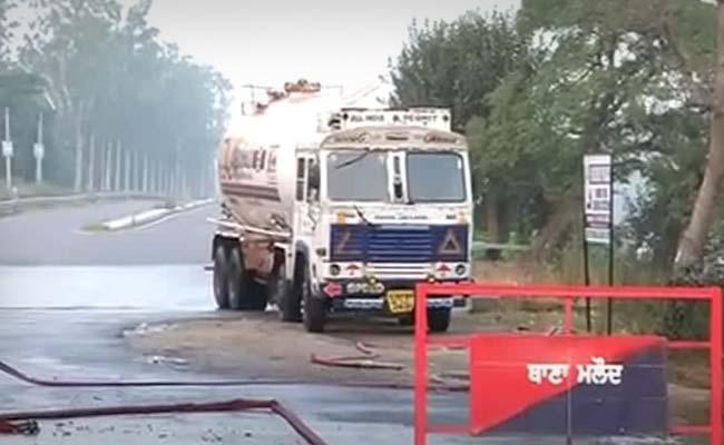 Ammonia gas tanker leak kills five in Punjab