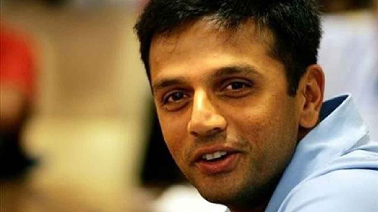 Rahul Dravid appointed as the India-A and Under-19 Coach