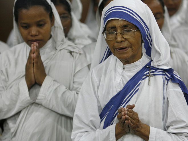 Head of the 'Missionaries of Charity' Sister Nirmala passes away at 81