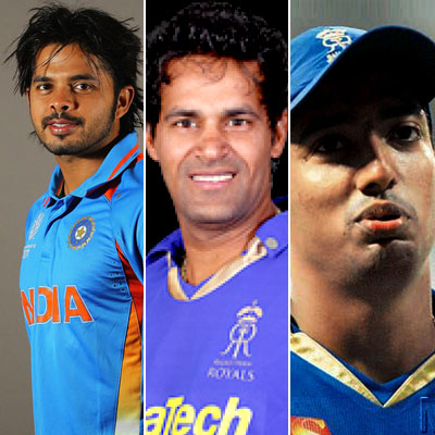 IPL Scandal: Delhi Court acquits Sreesanth, Chandila and Chavan due to lack of evidence