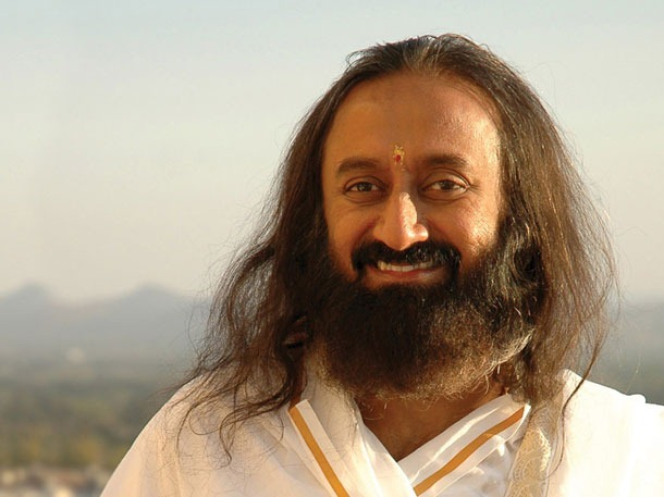 Union Home Ministry increases security for Sri Sri Ravi Shankar