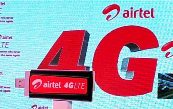 Airtel Launches 4G Services in India